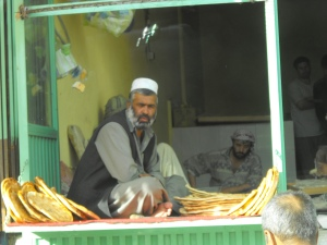 Bread Shop, Butcher Street, Kabul, June 2010
