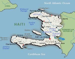 haiti map1