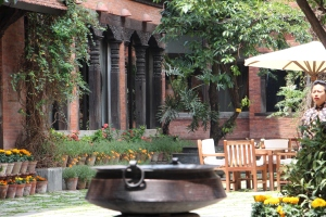 Dwarika's Hotel - Garden of Dreams, Kathmandu