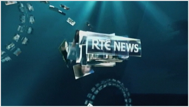 rte news blue tv