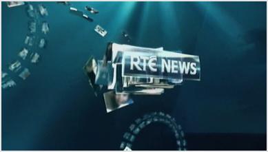 rte news blue tv