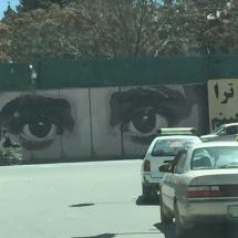 Graffiti Kabul