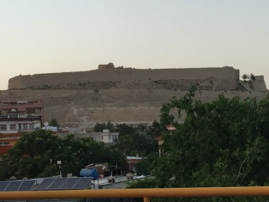 The Fort in Kabul